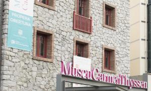 Andorra, Carmen Thyssen, Valira, Guille Cervera, inauguració