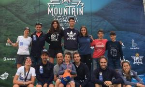 Marc Casal, 14è a la Buff Epic Trail de la Barruera