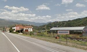 Els fets van tenir lloc a la N-260, al seu pas per Montferrer i Castellbò.