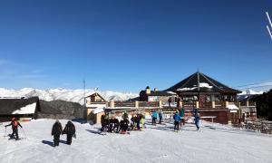Boí, Espot i Portainé obren amb pocs esquiadors a causa del vent