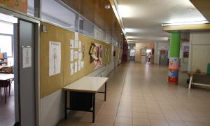Instal·lacions del Col·legi María Moliner.