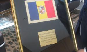 Andorra, Conselll General, Lacueva, Arajol, Zimmermann, Apol·lo XVI, pedra lunar, roca lunar, Apol·lo XVII, CIA, Cristall