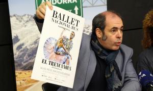 Andorra, Escaldes, ballet, Ballet Nacional Rus, Trencanous