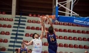 Esmaixada de Miguel Martí contra Malta. Foto: FIBAEUROPE.COM
