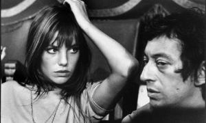 [La britànica, amb Serge Gainsbourg: van conviure entre el 1968 i finals dels 70.]