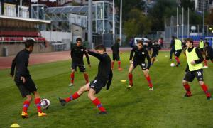 La sub-17 confia en fer un bon paper al PreEuropeu de Croàcia