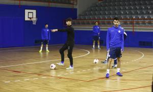 La selecció tanca la preparació amb dos amistosos a San Marino