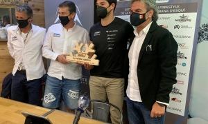 Lluís Marín va anunciar ahir a Arinsal la seva retirada després d'assolir molt bons resultats i ser castigat per les lesions. Foto: Víctor Duaso