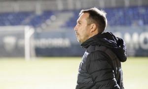 'Rodri' deixa la banqueta i els despatxos de l'Inter Club Escaldes per fitxar pel primer equip del Vila-real al costat d'Unai Emery. Foto: Interescaldes.com