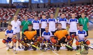 La selecció absoluta d'hoquei patins no podrà disposar els pròxims compromisos d'un total de vuit jugadors que surten a la imatge. Foto: Marzia Cattini