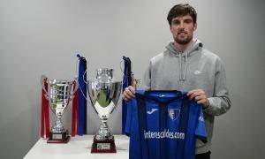 De Nova, amb la samarreta de l'Inter. Foto: Interescaldes.com