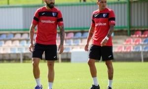 Els germans Jordi i Chus Rubio tornaran a compartir vestidor, ara a l'Inter.