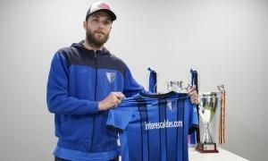 Adrià Gallego, fitxatge de l'Inter. Foto: Interescaldes.com