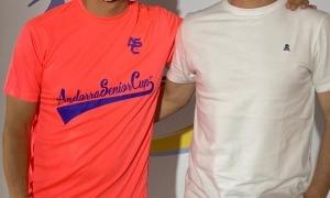 Talín Puyalto amb Gerardo García León. Foto: Andorra Sènior Cup