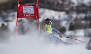Les finals de Copa d'Europa d'esquí alpí tornen a Grandvalira el mes de març. Foto: Grandvalira