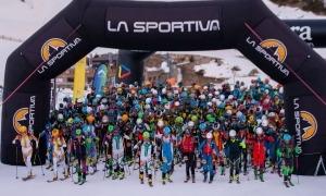 L'Andorra Skimo arriba a la 6a edició amb tots els ulls posats a l'evolució de la pandèmia. Foto: Andorra Skimo