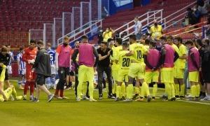 El tècnic de l'FC Andorra, Eder Sarabia. Foto: FC Andorra