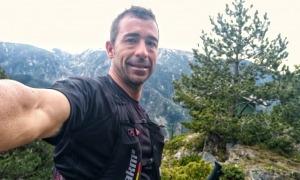 Gerard Berroya va completar un altre Everesting Trail Running Challenge. Foto: Foto cedida per Gerard Berroya