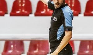 Igor Esteve, un nou debut a Matosinhos. Foto: FIBA