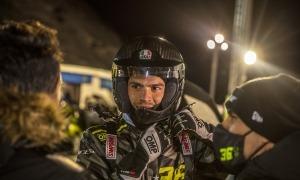 El pilot de MotoGP, Joan Mir, va destacar en la categoria GIAND de les GSeries. Foto: Fotoesport