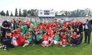 La selecció de Malta va guanyar per primera vegada en la seva història la selecció d'Andorra. Foto: Twitter