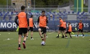 Martí Riverola, a Prada de Moles. Foto: FC Andorra