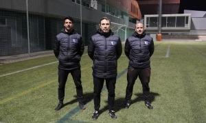 El tècnic català 'Rodri' es converteix en director esportiu de l'Inter Club Escaldes. Foto: Interescaldes.com