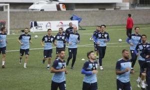 Ilde Lima tornarà a jugar amb la selecció en l'amistós d'avui contra Irlanda. Foto: Facundo Santana