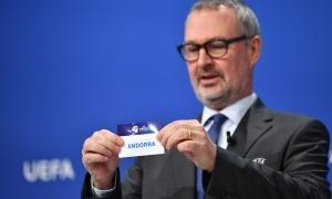 El sorteig del Preeuropeu es va fer ahir. Foto: UEFA.COM