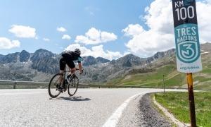 Un total de 1.500 participants a les Tres Nacions de ciclisme. Foto: tres nacions