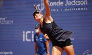 Vicky Jiménez ha pujat aquesta setmana fins al lloc 406 del rànquing WTA.