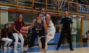 La U18 va debutar amb derrota clara. Foto: FIBAEUROPE.COM