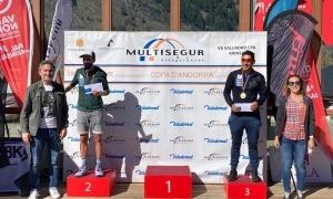 Òscar Casal, campió de la Multisegur Assegurances Copa d'Andorra de curses de muntanya. Foto: FAMÒscar Casal i Roser Español es van imposar a la 34a edició de la Multisegur Assegurances Copa d'Andorra de curses de muntanya. En total s'han disputat onze proves entre el mes de maig i octubre. Òscar Casal, corredor de la FAM, va sumar 560 punts i el segon va ser el seu germà, Marc. Roser Español va fer 520 punts i la segona va ser Ariadna Fenés.