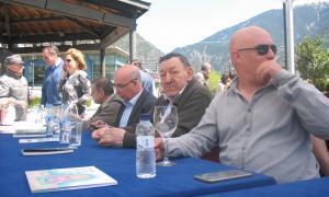 Sant Jordi, Andorra, Morell, Montobbio, Villaró, Pastor, Deu, plaça del Poble