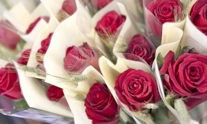 Alguns floristes asseguren que haurien venut tres vegades més.