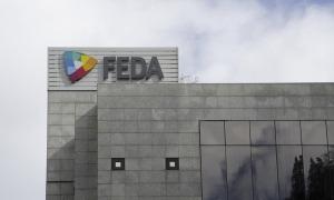 Vista de les instal·lacions de FEDA.