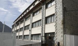 Les instal·lacions de l'escola francesa de Ciutat de Valls.