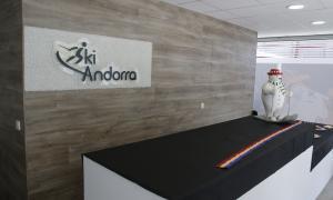 Una imatge de les instal·lacions d'Ski Andorra.
