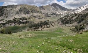 La vall del Madriu-Perafita-Claror, partrimoni de la humanitat des del 2004.