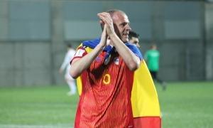 El desig d'Ilde Lima de retirar-se al terreny de joc es complica. Foto: Coke González