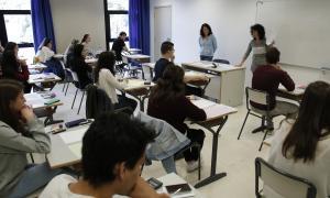 Alumnes de Formació Professional del sistema andorrà.