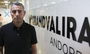 El director de màrqueting de Grandvalira, David Ledesma.