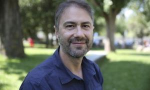 El conseller a la minoria del PS al Comú d'Encamp David Rios.