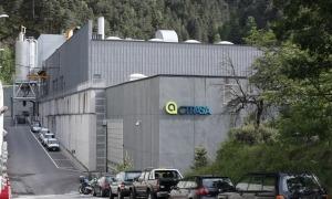 El Centre de Tractament de Residus ha intensificat la feina durant la crisi de la Covid-19.
