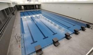 La piscina d'Escaldes-Engordany.