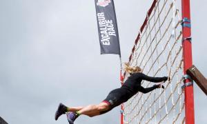 Vilja Larme repeteix  en l'Excalibur Race