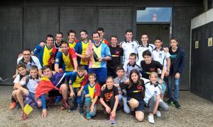 L'Andorra HC assoleix el títol i puja a primera