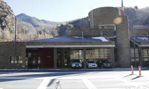 La Duana va ingressar el mes passat 14,5 milions d'euros.