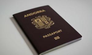 El passaport andorrà permet accedir sense visat a 167 països.