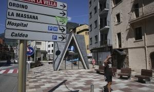 La plaça Santa Anna és un dels llocs que forma part de 'Caldes'.